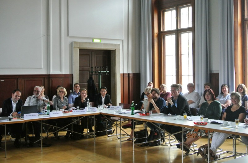 Veranstaltung 3. Interreg-Call